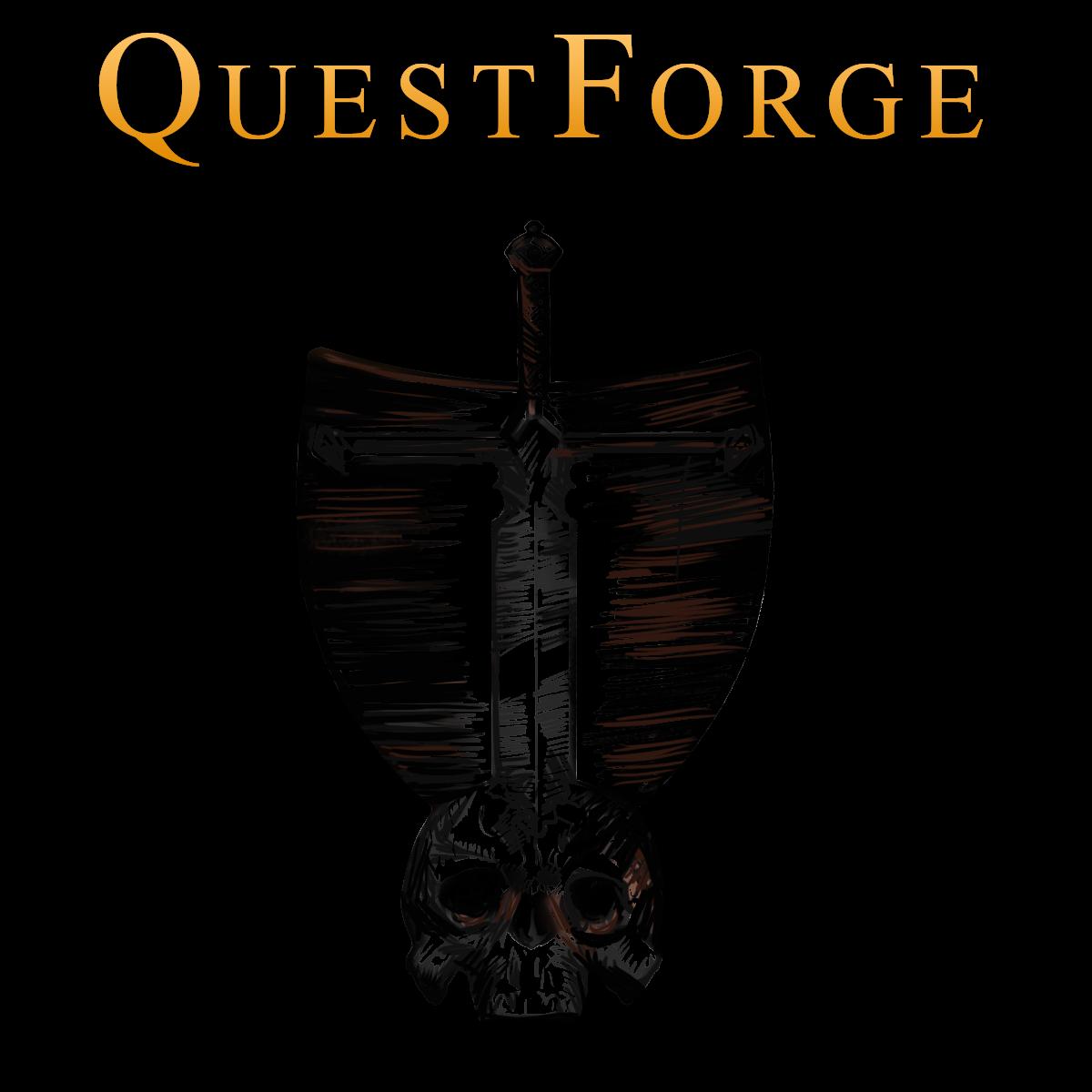 QuestForge Logo