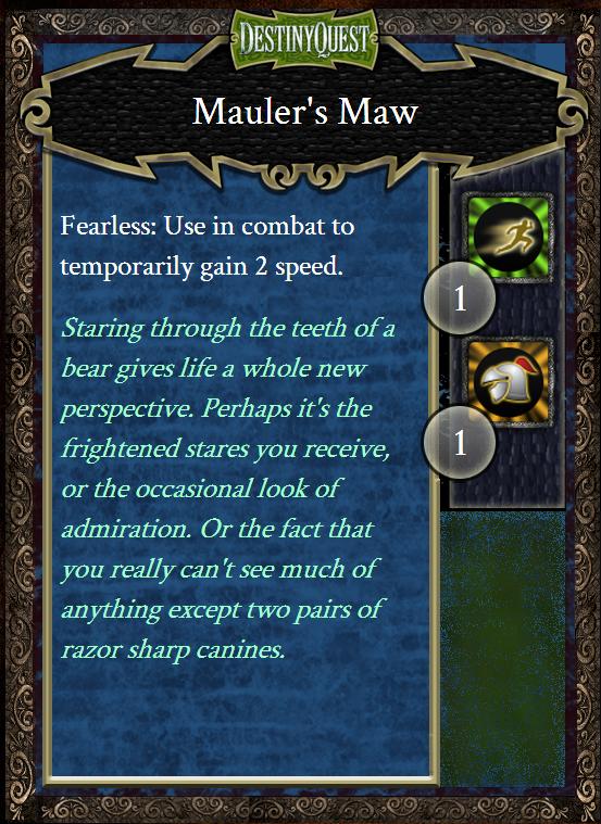 Mauler's Maw